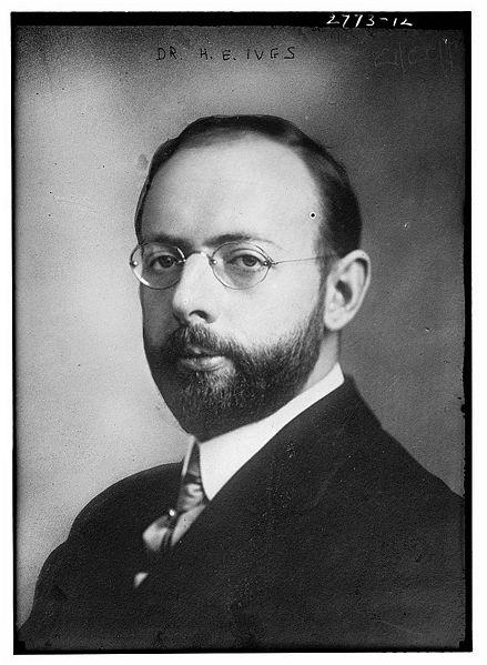 Herbert Eugene Ives